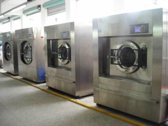 祝贺雷竞技App最新版设备进驻上海衣来洁洗衣公司
