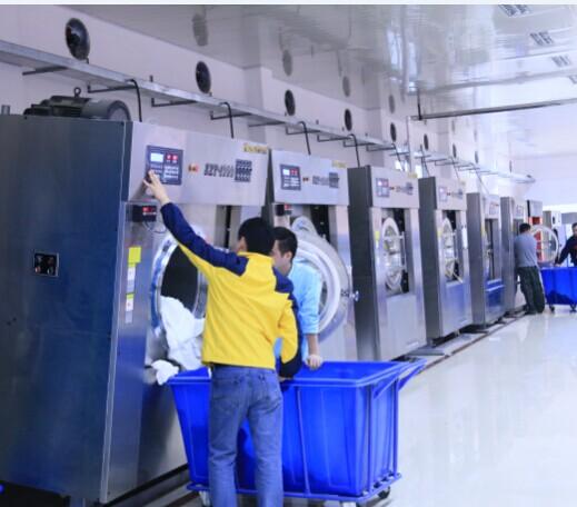 雷竞技App最新版机械、洗衣房设备进驻重庆人民医院
